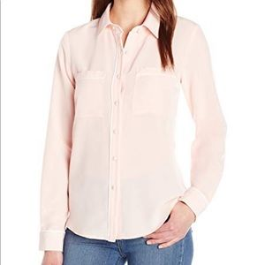 ♡3/$15♡ NWOT Women's Long Sleeve Shirt with Piping